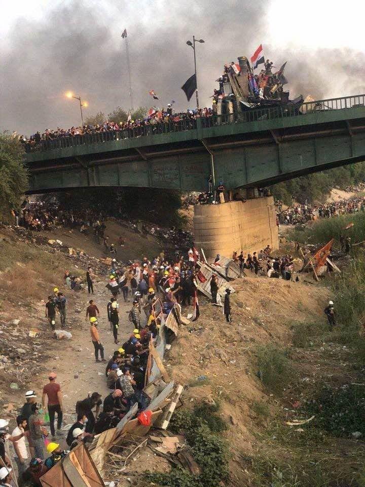 شورش مردم عراق و لبنان و بن بست در عمق استراتژیک جمهوری اسلامی